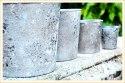 7 x 6-Inch Bronze Pot