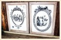 Framed Chicken Medallion 2 Styles