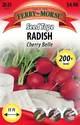 Radish Cherry Belle Seed Tape