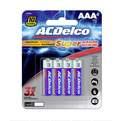 AAA Alkaline Batteries, 4-Pack