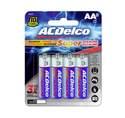 AA Alkaline Batteries, 8-Pack