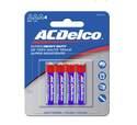 AAA Super Heavy Duty Batteries, 4-Pack