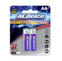 AA Alkaline Batteries, 2-Pack