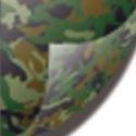 10-Foot X 16-Foot Camouflage Heavy Duty Tarp