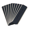 10-Pack Heavy Duty Slotted Blades