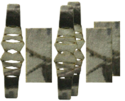 Camoflauge Replacement Felt Kit For Hdx UltraRest Arrow Rest