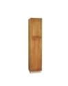 Oak 84-Inch Pantry