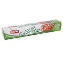 12-Inch X 100-Foot Clear Microwaveable Plastic Wrap