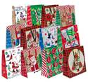 Large Christmas Gift Bag Assorted Styles