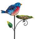 Bluebird Bird Feeder Stake