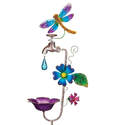 Dragonfly Faucet Bird Feeder Stake