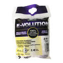 4-Inch E-Volution Series Mini Roller Cover, 1/4-Inch Pile 2-Pack