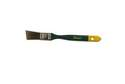 1-Inch Angular Paint Brush With Fluted Handle