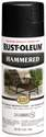 12-Ounce Black Hammered Spray Paint