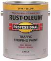 1-Gallon Traffic Yellow Striping Brush-On Paint