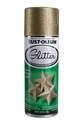 10.25-Ounce Gold Glitter Spray Paint