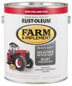 1-Gallon Gloss New Holland Red Brush-On Paint