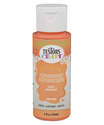 2-Fluid Ounce Fluorescent Orange Acrylic Craft Paint