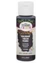 2-Fluid Ounce Black Chalk Board Acrylic Craft Paint