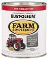 1-Quart New Holland Red Brush-On Paint
