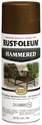 12-Ounce Brown Hammered Spray Paint