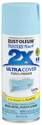 12-Ounce Satin Aqua Spray Paint