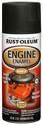 12-Ounce Semi-Gloss Black Engine Enamel Spray Paint