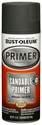 12-Ounce Black Sandable Primer Spray Paint