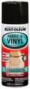 11-Ounce Gloss Black Fabric And Vinyl Spray Paint