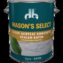 Duckback DB65104 Mason's Select Clear Acrylic Concrete Sealer In Satin 1 Gal