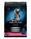 5-Pound Pro Plan Focus Adult Sensitive Skin & Stomach Dog Food, Salmon & Rice Recipe