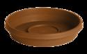 14-Inch Terra Cotta Saucer