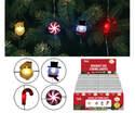 Christmas Icons LED String Lights