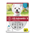 K9 Advantix II For Dogs 11-20 Pounds, 4-Pack
