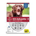 K9 Advantix II For Dogs 56-100 Pounds, 4-Pack