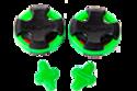 Broadband/Everlast Leech Combo Pack Solid-Green Bands
