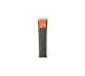 100-Piece Black 11.8-Inch 50Lb Standard Duty Cable Tie