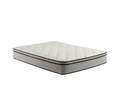 12-Inch Hybrid Euro Top Medium Firm Bed-In-Box Queen Mattress