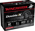 Double X 3-1/2-Inch 12 Gauge High Velocity Turkey Loads, 10-Count