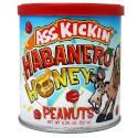 Habanero Honey Peanuts 4.25-Oz