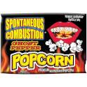 Spontaneous Combustion Ghost Pepper Microwave Popcorn