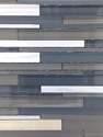 12-Inch X 12-Inch Gray Elegance Mosaic Tile