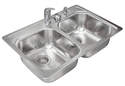 All-In-One Stainless Steel Kitchen Sink