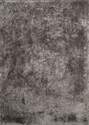 7-Foot 10-Inch X 10-Foot 6-Inch Bliss Light Gray Shag Area Rug