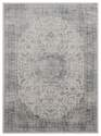 5-Foot 3-Inch X 7-Foot 2-Inch Clairmont Gray Area Rug