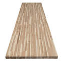 50 x 25 x 1.5-Inch Acacia Butcher Block Wood Top