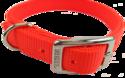 3/4-Inch X 12-Inch Hot Orange Hunting Reflexite Dog Collar