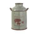 10 x 14-Inch Free Farm Ceramic Milk Jug