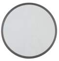 32-Inch Round Metal Wall Mirror