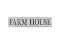 10 x 48-Inch Metal Farm House Wall Decor